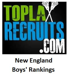NE Boys Rankings