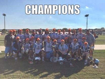 C2C Austin wins HS Competitive title at the Cowboy Cup