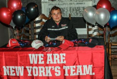 tephen catalano - Beyond proud, humbled and excited to say that i am now officially signed to St Johns university #gojohnnies @StJohnsRedStorm  @StJohnsLax