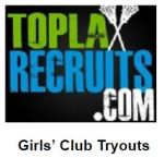 Updated list of National girls' club tryouts