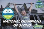 .@3dMidAtlantic captures @HEADstrongFnd National Lax-Off Against Cancer Title