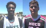 Reaction of All-Stars from @Victory_Events Liberty National Elite Classic Showcase