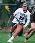 .@LongstrethLAX girls' recruit: Friends' Central (PA) 2019 ATT Berger commits to Hamilton