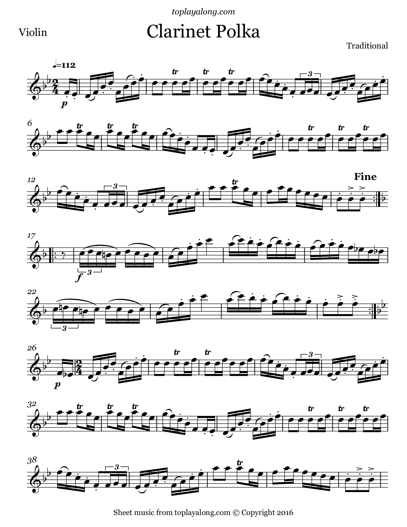 The Unicorn Song Sheet Music
