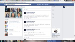 Jamila Brisoce Intending to Stalk Dinero Red July 14 2015