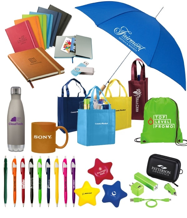 top level promotional products