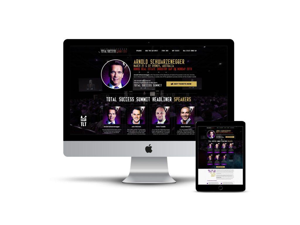 Top Level Traffic Bridgend Web Design Social Media and Digital Mobile Responsive Website