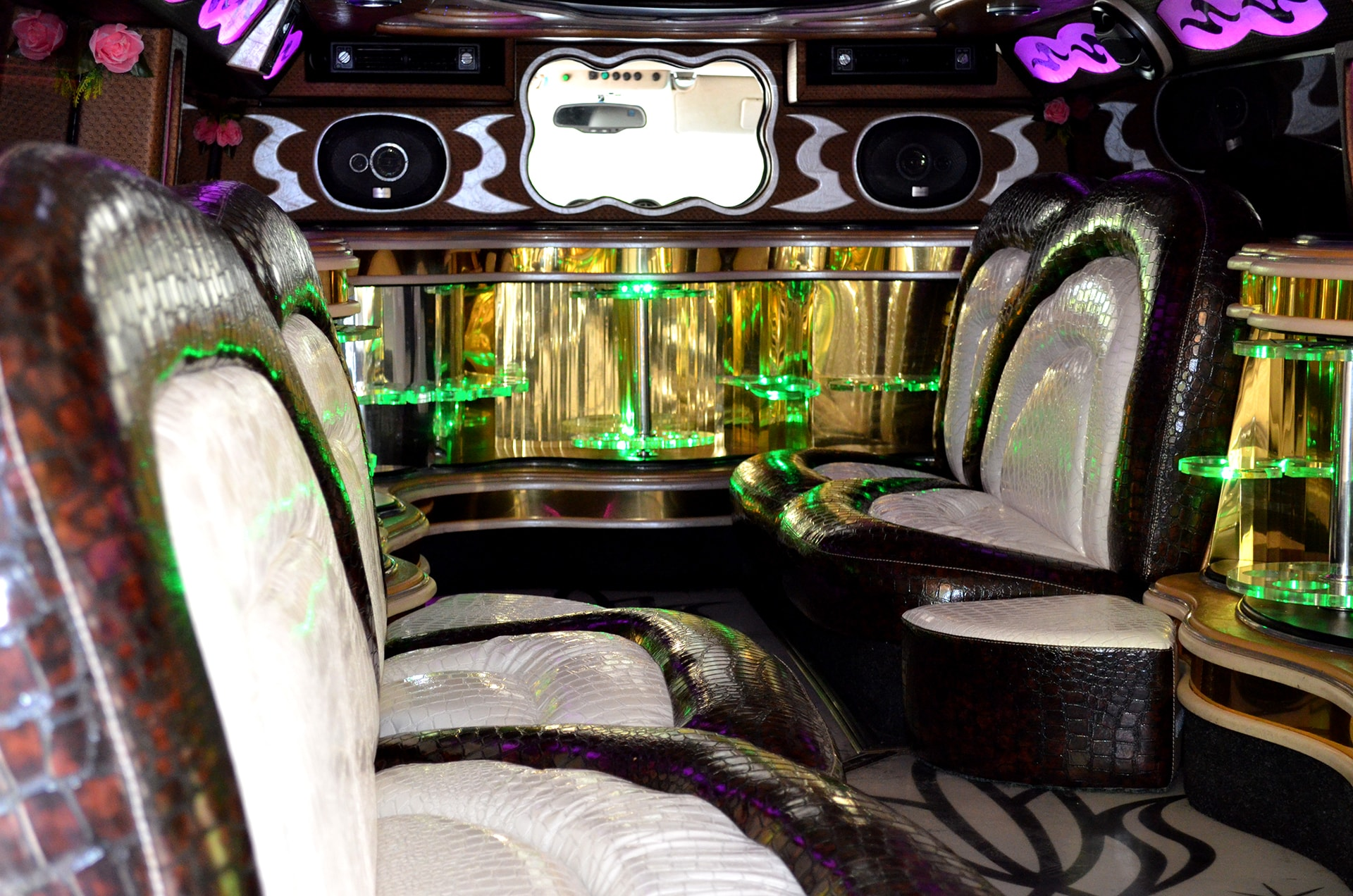 Hummer H2 Limousine Rent in Astana