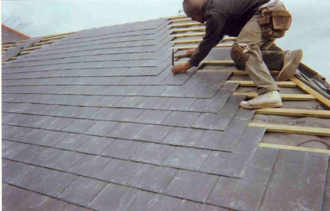 roof replacement by expert roofing contractor