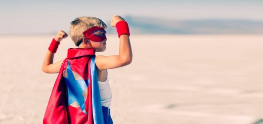 top 5 ways to Become a Superhero