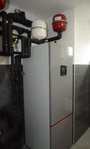 Novogradnje: Geos toplotna črpalka