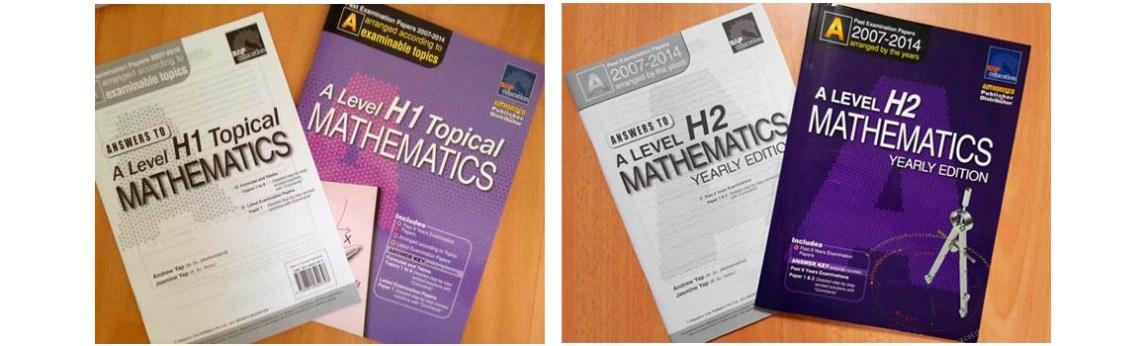 H2 Math syllabus