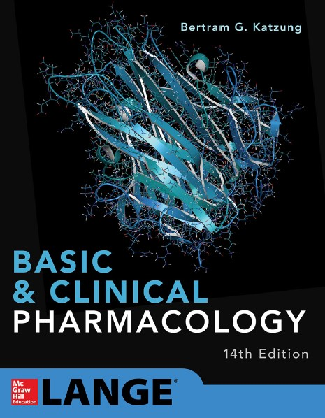 Basic and Clinical Pharmacology pdf 15th edition free download