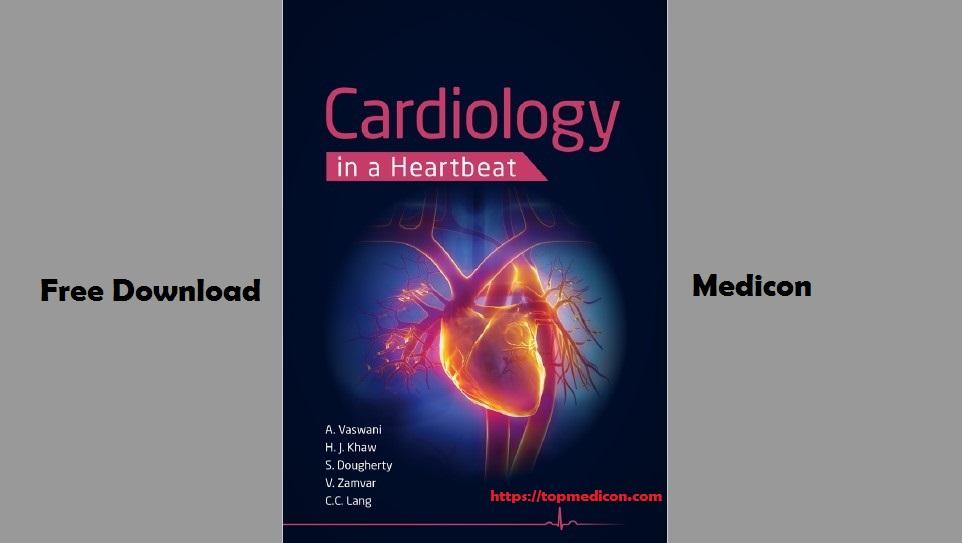 Cardiology in a heartbeat pdf free download by Amar Vaswani