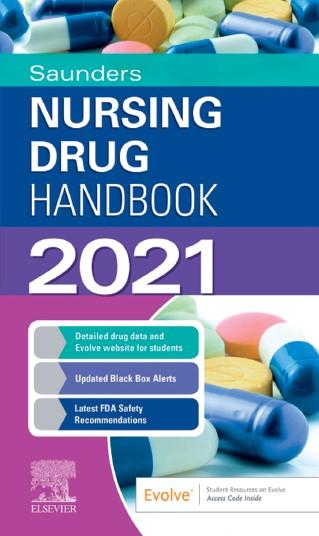 Nursing Drug Handbook 2021 PDF free download