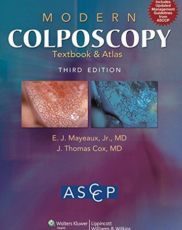 Modern colposcopy textbook and atlas pdf 3rd edition