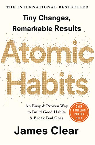 Atomic habits pdf free download written by James clear