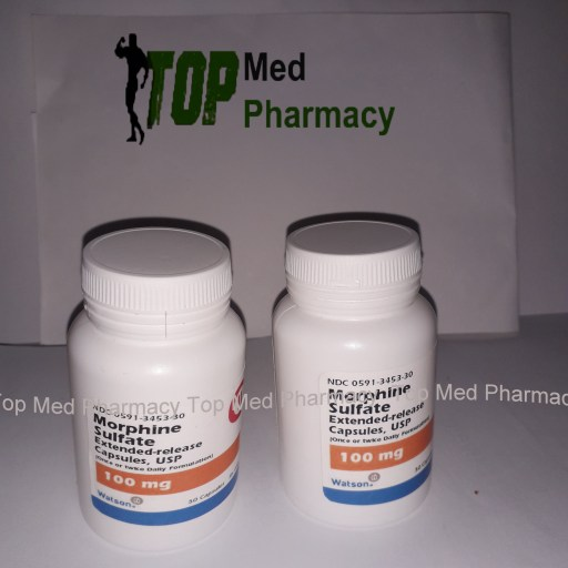 Morphine-Sulfate-Extended-Release 200mg Tablets * Watson