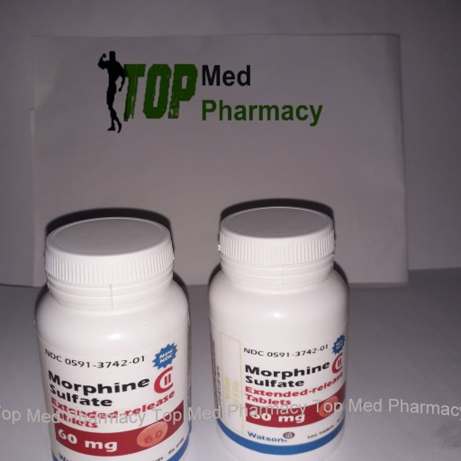 Morphine-Sulfate-Extended-Release 60mg Tablets