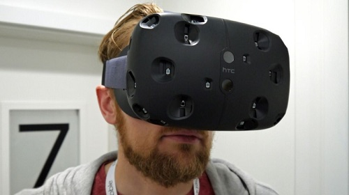 HTC Re Vive - gdgtarena