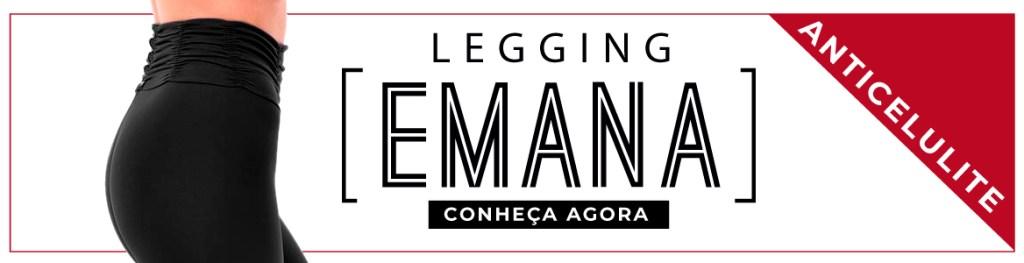 Legging Fio Emana Anticelulite
