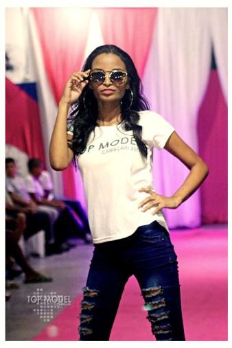 Jessica Silva para Óticas Paraguassu