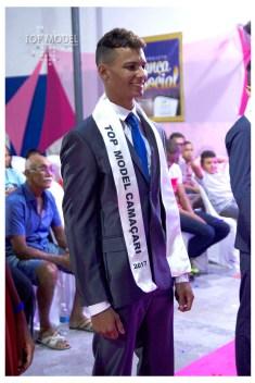 Emerson Oliveira, eleito Top Model Camaçari 2017