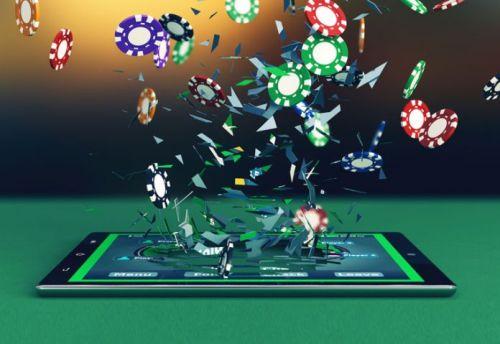 Казино онлайн в интересные игры