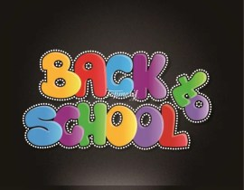Printable back to school heat transfers vinyl for clothing