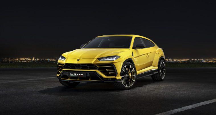 Lamborghini Urus Exterior #1