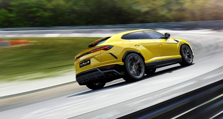 Lamborghini Urus Exterior #4