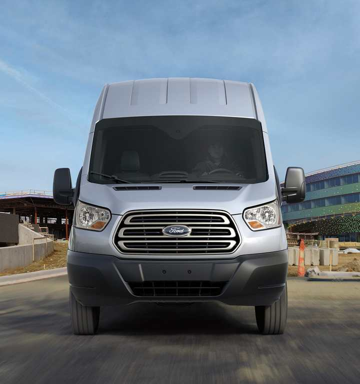 2017 Ford Transit Exterior