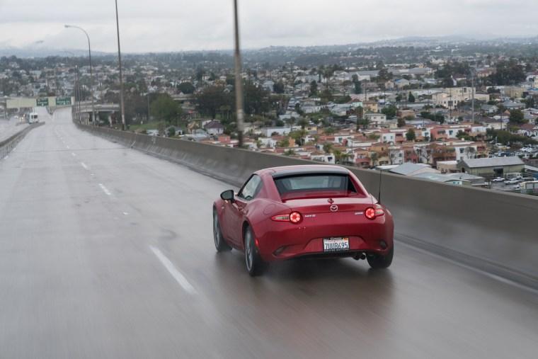 2017 Mazda MX-5 RF - Exterior
