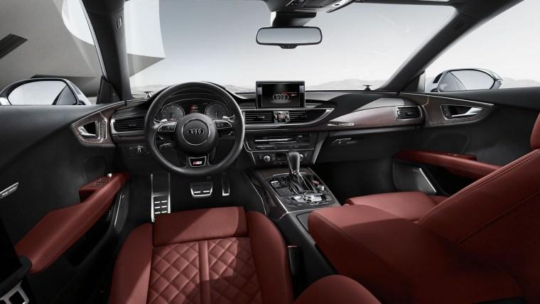 2018 A7 Sportsback Interior