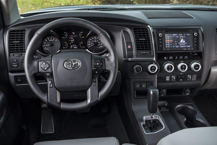 2018 Toyota Sequoia Interior