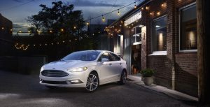 Ford Fusion Exterior