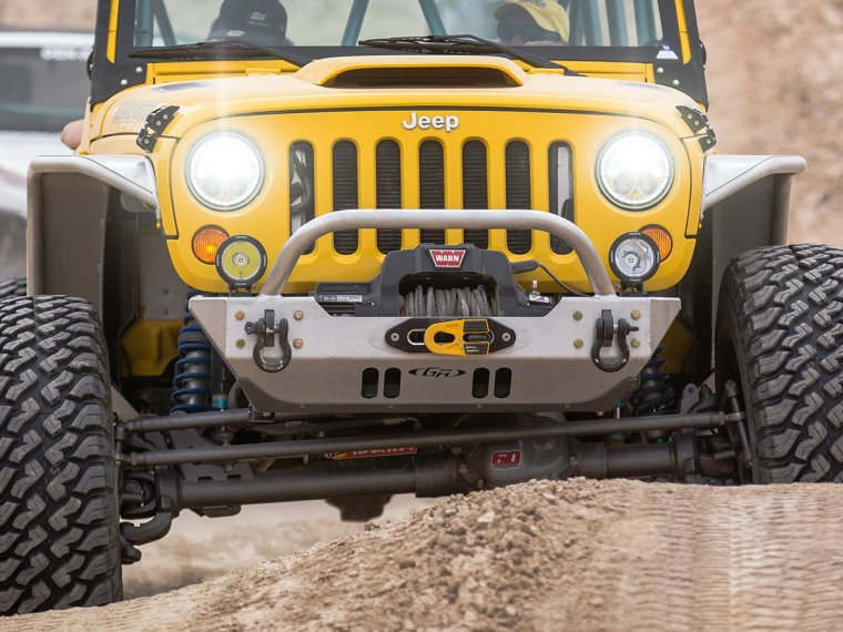 Jeep Aftermarket Bumper