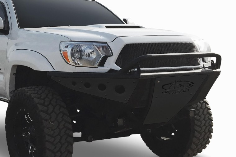 Toyota Tacoma Aftermarket Bumper
