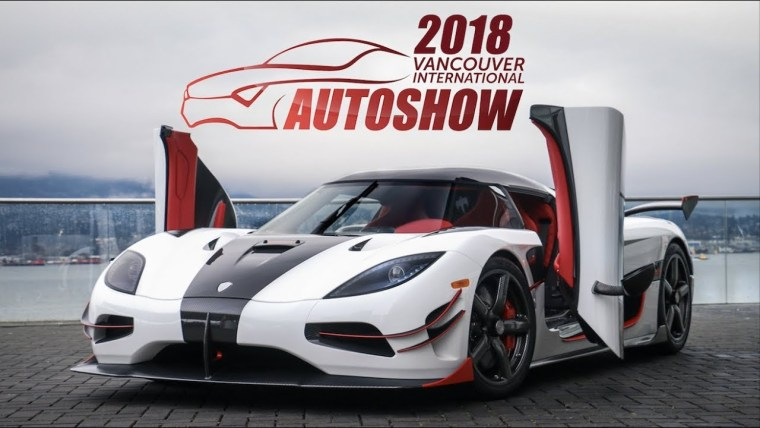 2018 Vancouver Auto Show