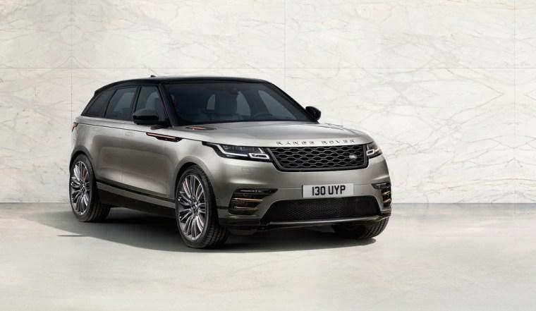 2018 Range Rover Velar - Exterior