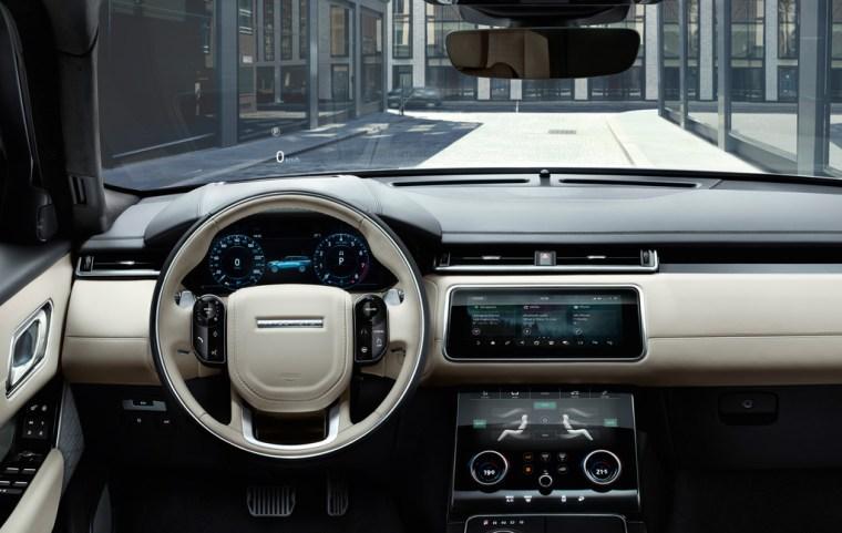 2018 Range Rover Velar - Interior
