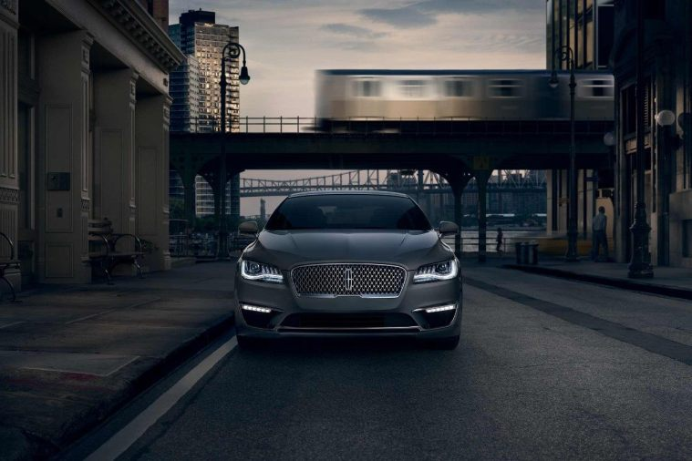 2018 Lincoln MKZ - Exterior Front