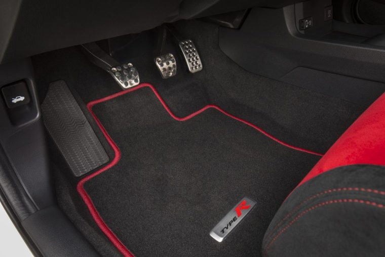 2018 Honda Civic Type R - Interior