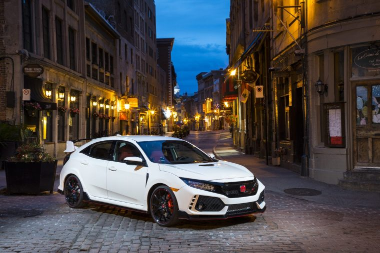 2017 Honda Civic Type R