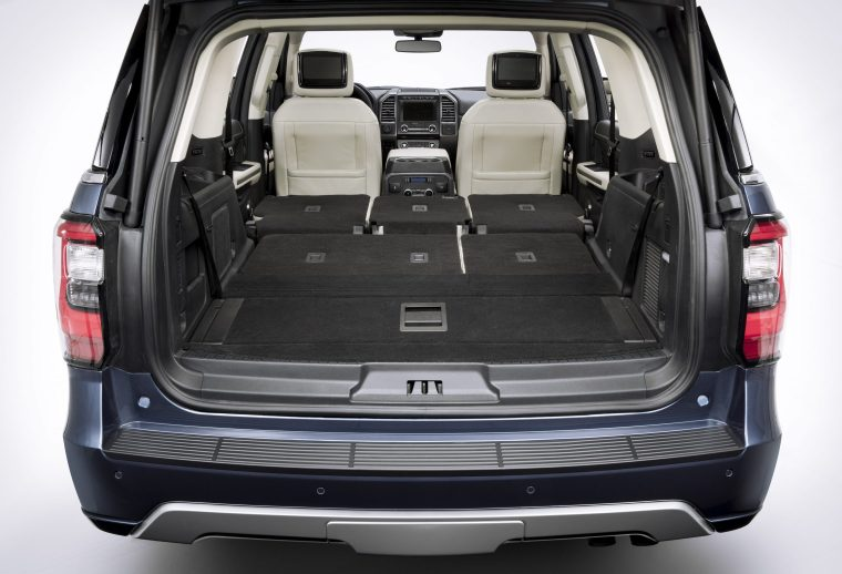 2018 Ford Expedition Interior Trunk