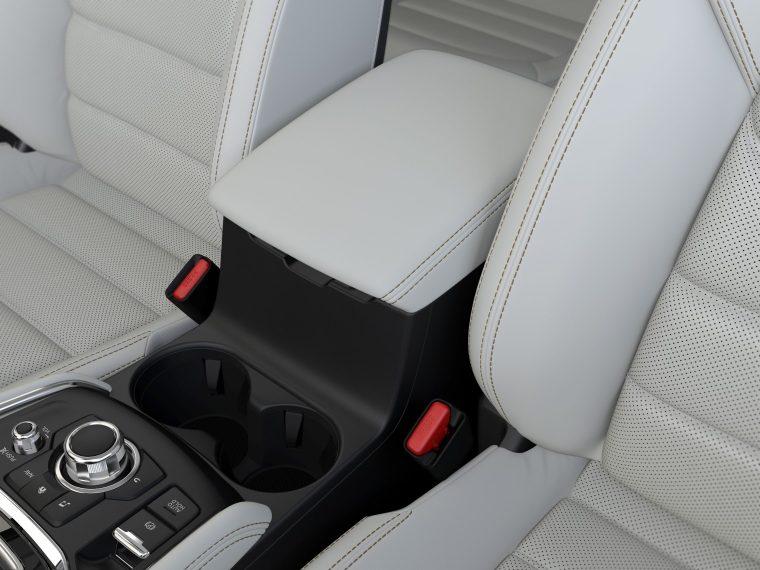 2018 Mazda CX-5 Interior Center Console