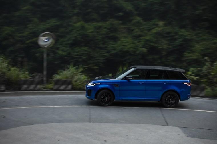 2018 Range Rover Sport SVR - Exterior Side