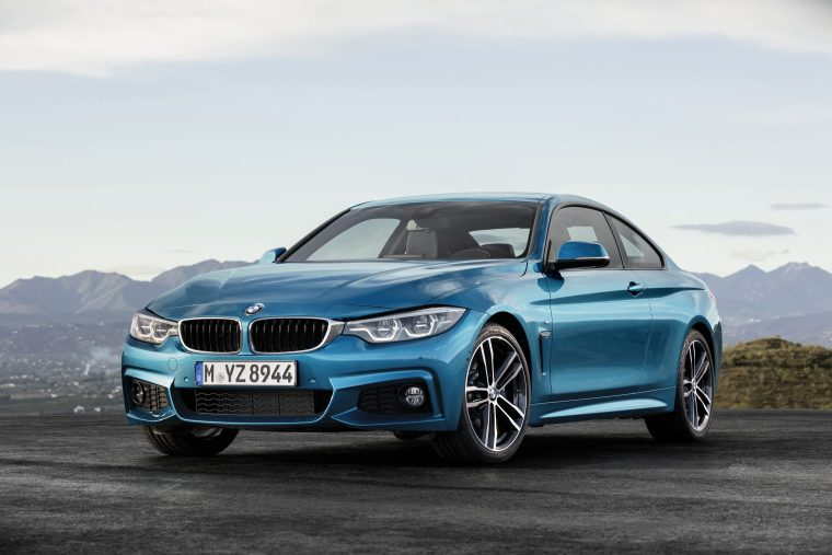 2018 BMW 440i - Coupe Exterior