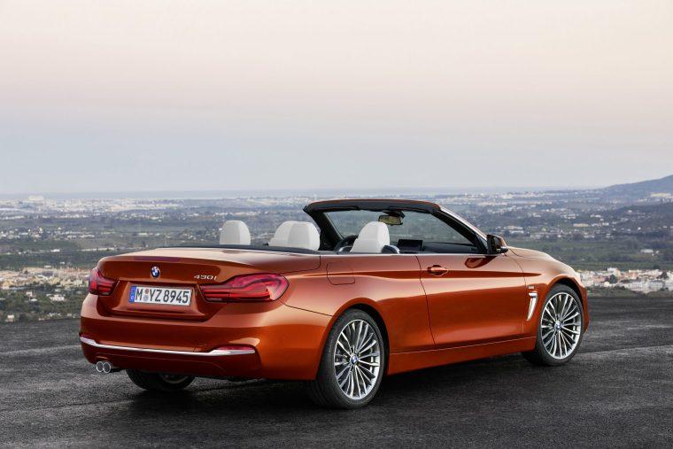 2018 BMW 440i - Exterior Cabriolet