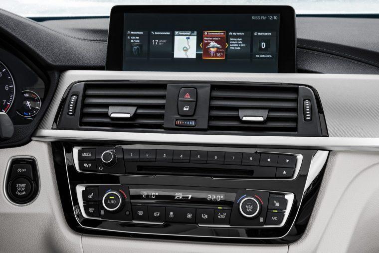 2018 BMW 440i - Interior Infotainment